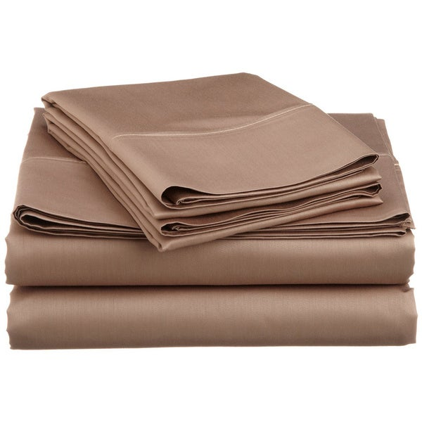 4-piece Milany Solid Sheet Set