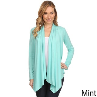 Moa Collection Women's Open Cardigan (More options available)