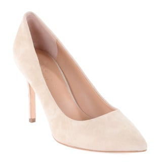 Halston Heritage Courtney Suede Pump