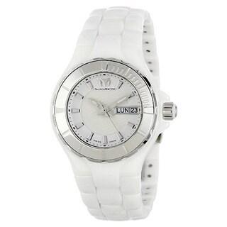 Technomarine Cruise Ceramic White Dial Ladies Watch