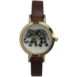 Olivia Pratt Petite Nature Inspired Rustic Watches