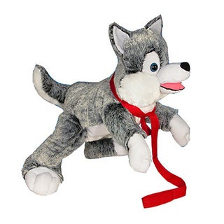 Classic Toy Company Rupert the Husky