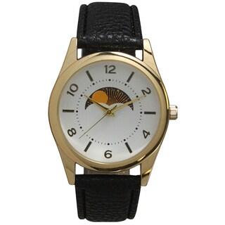 Olivia Pratt's Decorative Skywatcher Leather Watch