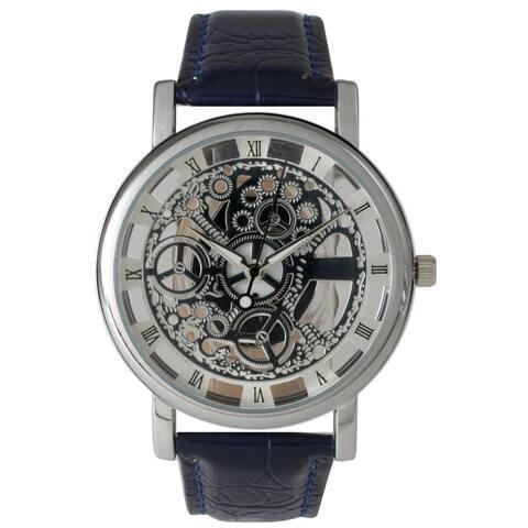 Olivia Pratt Skeleton Watch