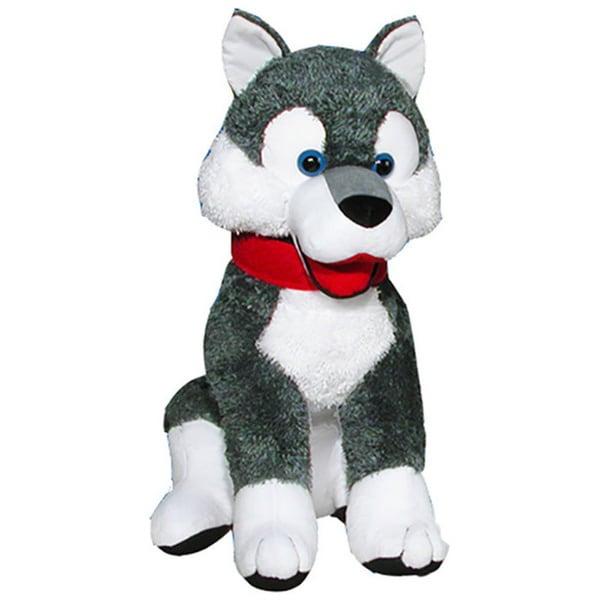 Classic Toy Company Yukon the Husky