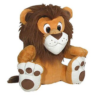 Classic Toy Company Lazarus the Lion - Brown/White
