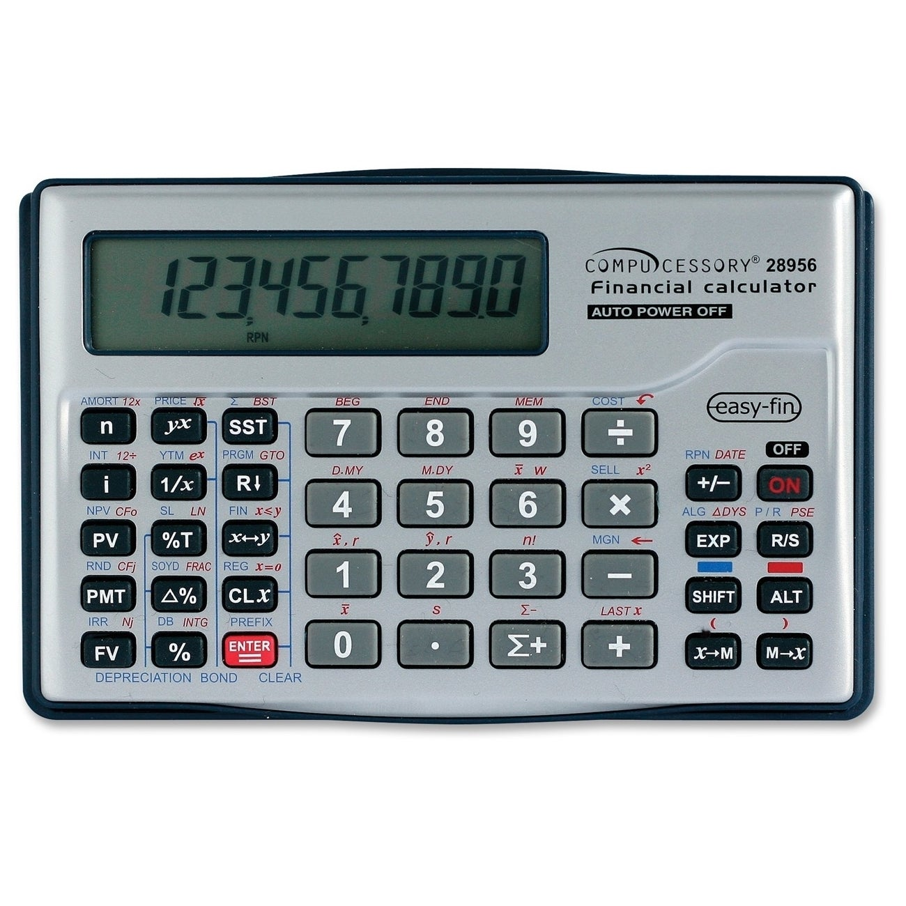 Shop Black Friday Deals On Compucessory Financial Calculator Overstock 11166034