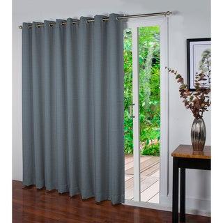 Spanish Steps Black-Out Grommet Patio Curtain Panel