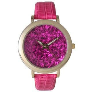 Olivia Pratt Women's Petite Cuff Watch