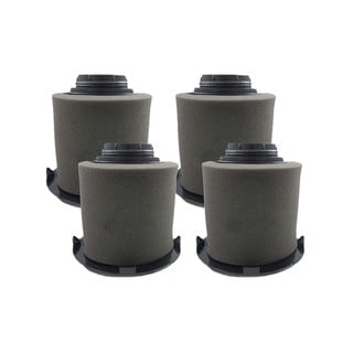 4 Dirt Devil F16 HEPA Filters and Foams Part 1-JW1100-000 2-JW1000-000