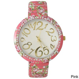 Olivia Pratt Floral Stretch Band (3 options available)
