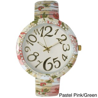 Olivia Pratt Floral Stretch Band (5 options available)