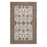 Rizzy Home Valintino Collection Area Rug - 5 x 8 - 5' x 8'