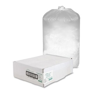 Compucessory 8 Microns Shredder Bag - Box of 100