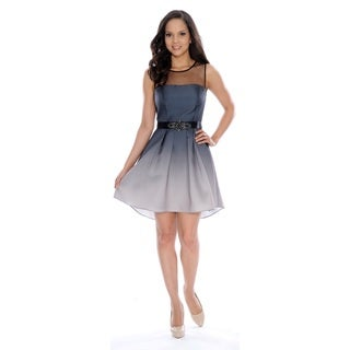 Decode 1.8 Women's Belted Ombre Dress|https://ak1.ostkcdn.com/images/products/11166086/P18161049.jpg?_ostk_perf_=percv&impolicy=medium