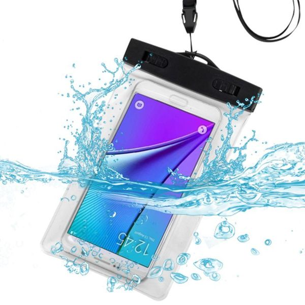 INSTEN Waterproof Pouch Bag Case with Armband for Samsung/ LG/ HTC/ iPhone