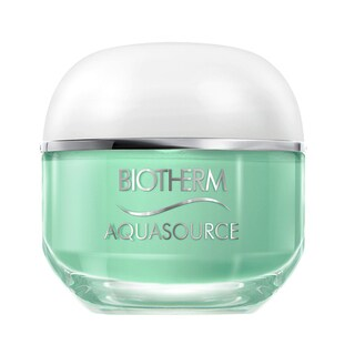 Biotherm Aquasource Cream 48h Continuous Release 1.69-ounce Hydration Normal Combination Skin