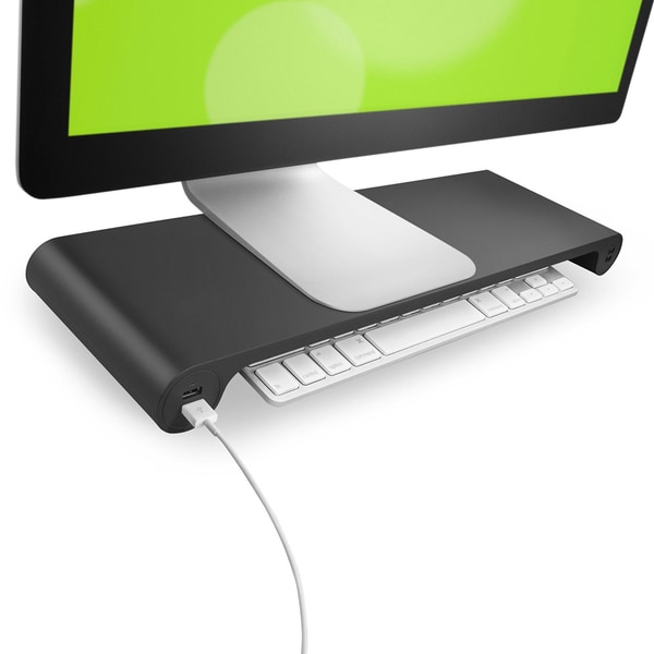 Shop Smart Monitor Stand With Six Usb Ports Hub And