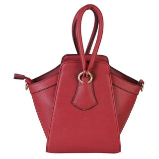 Rimen & Co. Structured Satchel Handbag