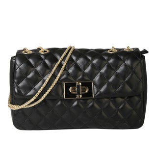 Rimen & Co. Quilted Clutch Handbag