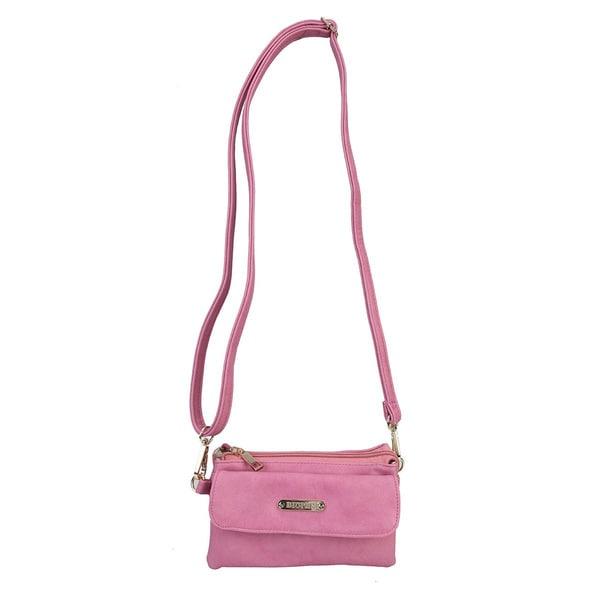 Shop Diophy Multiple Compartment Crossbody Handbag - Free Shipping ... eaa2de443e