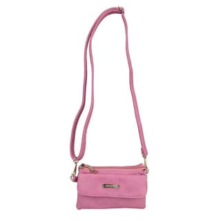Diophy Multiple Compartment Crossbody Handbag