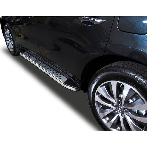 2013 Acura MDX Black EZ R22 Running Board