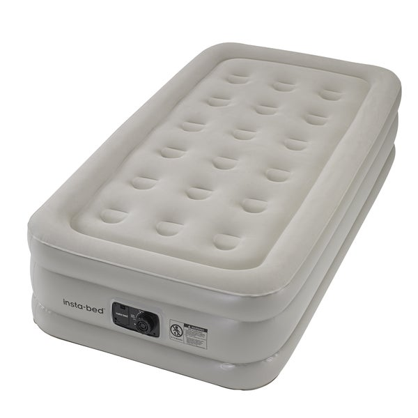 Shop Instabed Twin Size Airbed With Internal Ac Pump