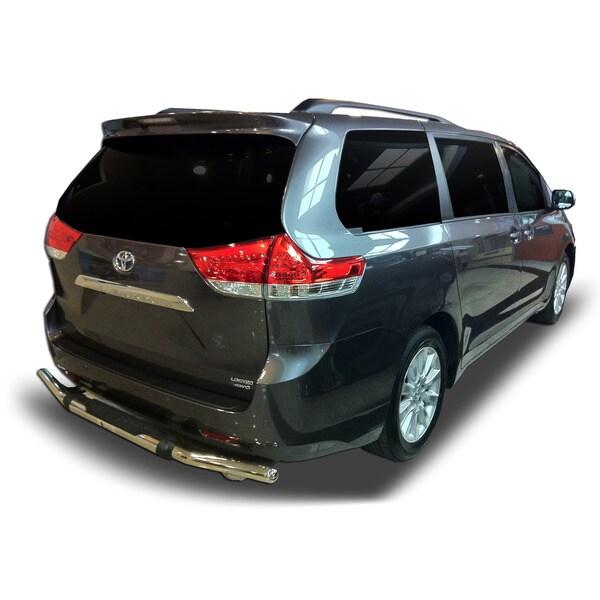2016 Toyota Sienna Exterior: 2016 Toyota Sienna Non-SE Models Stainless