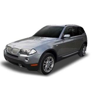 2004 - 2010 BMW X3 Aluminium OEM Replica Style Running Board