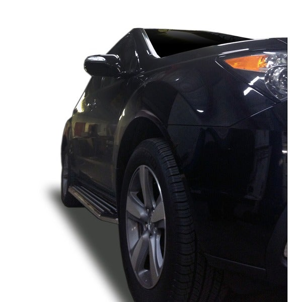 2013 Acura MDX Black EZ R11 Running Board