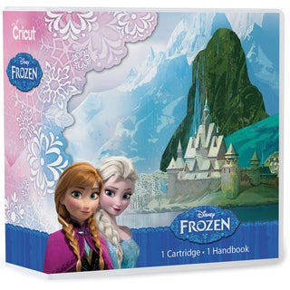 Cricut Shape Cartridge Disney Frozen