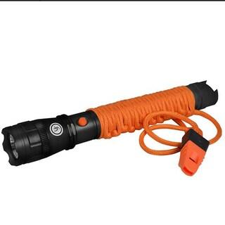 Ultimate Survival Technologies Black/ Orange Para Survival Light