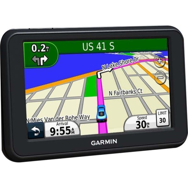 shop garmin drive 50lm automobile portable gps navigator portable mount free shipping today. Black Bedroom Furniture Sets. Home Design Ideas