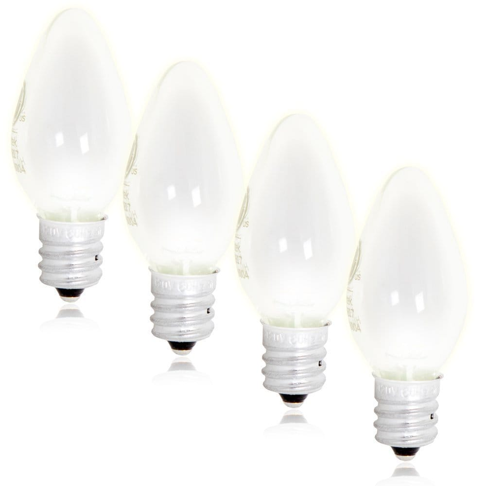 Maxxima LED C7 Candelabra Night Light Replacement Bulb (P...