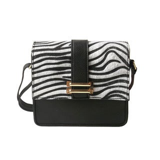 Olivia Miller 'Sanaa' Animal Printed Crossbody Bag