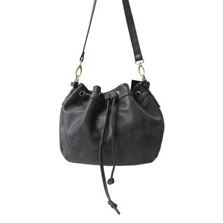 Olivia Miller 'Trish' Mini Drawstring Bucket Handbag