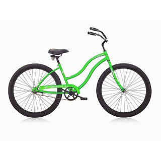 Female'sTouch 26-inch Pearl Green Beach Cruiser