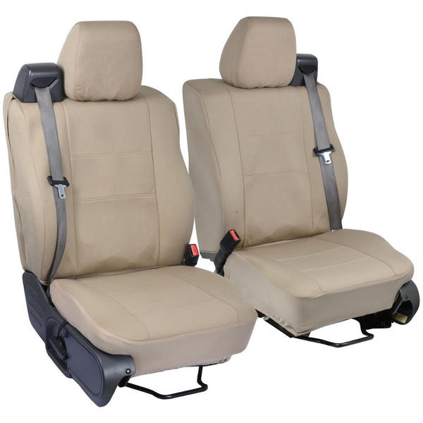 Ford F 150 Custom Fit Beige Seat Covers Regular And