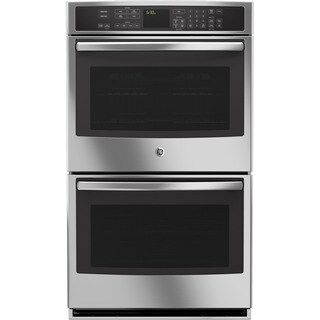GE Profile PT9550SFSS 30-inch Double Electric Wall Oven