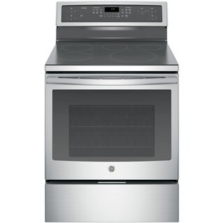 GE Profile PHB920SJSS 30-inch Freestanding Induction Range