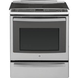GE Profile PS920SFSS 30-inch Slide-in Electric Range