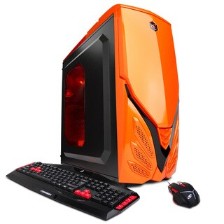 CYBERPOWERPC Gamer Xtreme GXi850 w/ Intel Pentium G4400 3.3 GHz Gaming Computer