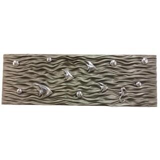 Fish Ripples Wall Panel A