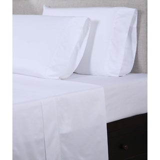 Affluence 600 Thread Count Scalloped Pillowcase Sets