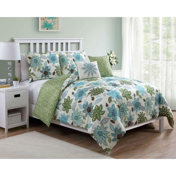 Sardinia 5-Piece Comforter Set