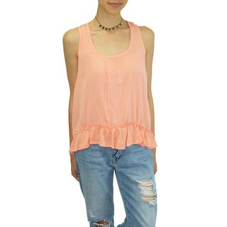 Relished Women's Blu Pepper Coral Petals Top