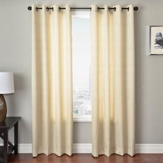 Sedalia Solid Grommet Top Curtain Panel