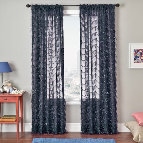 Softline Emmie Rod Pocket Curtain Panel - M