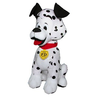 Classic Toy Company Donovan the Dalmatian - Black/White